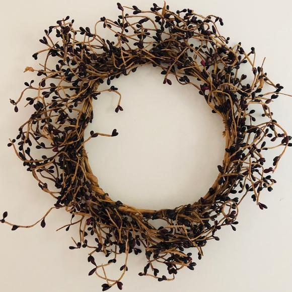 {VINTAGE} Farmstyle Wreath! Rustic, Fall Vibe ⚡️